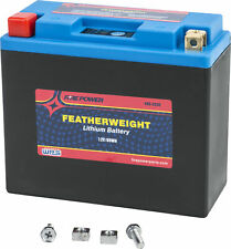 Featherweight Lithium Battery 280CCA 12V 60WH FiP. HJT12B-FPP Replaces YT12B-BS