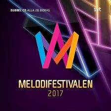 CD Melodifestivalen 2017 Eurovision Song Contest Sweden Robin Bengtsson Schweden