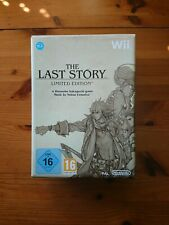 Brand New Sealed The Last Story -- Limited Edition (Nintendo Wii, 2012) PAL Rare