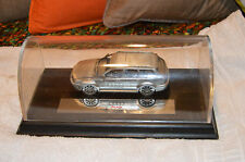 Rare 2001 Audi B5 RS4 Pewter Model 1:24 Scale Collectible Avant Stand