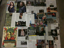 ROBERT PLANT - Over 30 clippings - Led Zeppelin