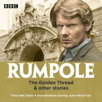 Audio CD - Rumpole: The Golden Thread & other stories by John Mortimer