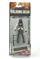 "MICHONNE Walking Dead AMC TV Series 7, 5"" Action Figure McFarlane Toys NICE"