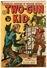 Two-Gun Kid   10    GunFight on a Train Cover     AUSTRALIAN COPY