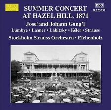Summer Concert at Hazel Hill & Stockholm in 1871, New Music