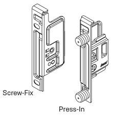 HARN Impaz Standard Front Premium Brackets - Various Fixing Types