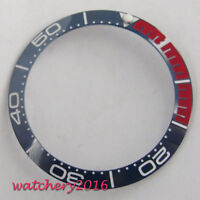 New 38mm PARNIS Rotating ceramic bezel insert for Automatic men's Watch Bezel