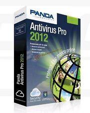 Antivirus Panda Pro Update 3 Users - E12AP12CR - License even for 2015