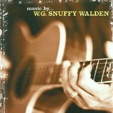 SEALED Snuffy Walden CD - Music by W.G. Snuffy Walden - Windham Hill, 2001