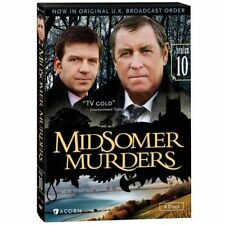 Midsomer Murders: Series 10 - All 8 Cases on 4 DVDs Region 1 (US & Canada)