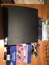 PS3 PlayStation 3 Slim 320GB Games And 2 Yr Warranty
