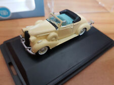 Buick Special Convertibile Coupe 1936 Cream - Scala HO 1:87 - Oxford - Nuova