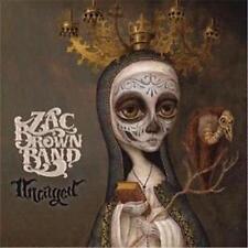 ZAC BROWN BAND UNCAGED DIGIPAK CD NEW