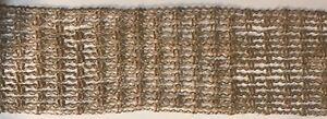 Natural Jute Fabric Burlap Ribbon ROLL for DIY Crafts Rustic Wedding Decor NEW!
