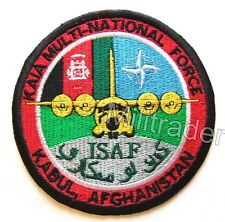 ISAF KAIA Multinational Force Patch (Kabul Afghanistan)