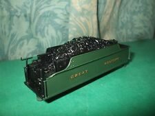 HORNBY GWR DEAN GOODS GREEN TENDER BODY ONLY
