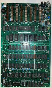 Apple II Plus +  Motherboard 820-0044-C - Cleaned, Tested, Working