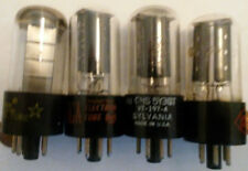 5Y3GT vacuum tube RCA Sylvania GE National-Union CBS etc.