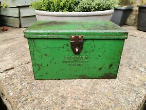 Vintage Tool Lock box