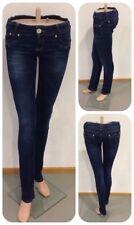 Speedway New Collection Stretch Jeans Hose Blau Röhre Gr 29 1A Zustand