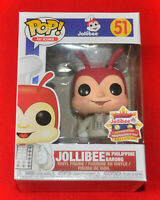 JOLLIBEE FUNKO POP #51 Philippine Exclusive, INDEPENDENCE DAY Issue