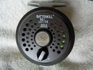 Orvis Battenkill fly reel   10 11 Disc Drag