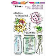 Stampendous Clear Stamps - Bouquet for You - Flowers