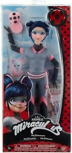 Miraculous Multimouse Fashion Doll 10.5 inch 26 cm Figure Bandai Ladybug New HTF