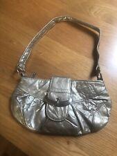 Warehouse Gold Handbag
