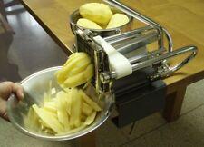 Pommespresse Pommesschneider Pommes Presse Schneider 6/8/10mm Kartoffelschneider