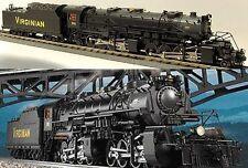 Lionel 38032 Virginian 2-8-8-2 E-Class USRA see BONUS/Write for 300$OGR Discount