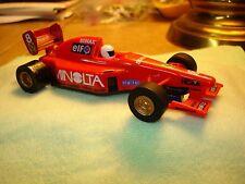 Scalextric Formula 1 Minolta Team 1/32 Slot Car.