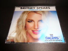 BRITNEY SPEARS--OOH LA LA from The Smurfs 2 Movie-Rare Collectible Single CD