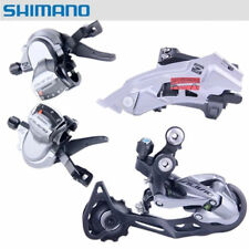 SHIMANO Alivio M4000 Groupset MTB Bike 3x9 Speed Group Set Shifters + FD + RD