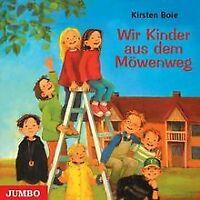 Wir Kinder aus dem Möwenweg von Boie,Kirsten, Hirsc...   CD   Zustand akzeptabel