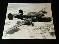 B-24 PB4Y-1 WWII US Navy Airplane USN 8x10 Photo Photograph 1940's