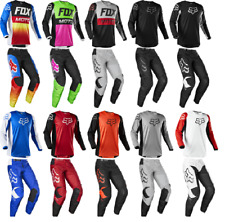 2020 Fox Racing 180 Pant & Jersey Riding Gear Combo Dirt Bike Mx Atv Off Road