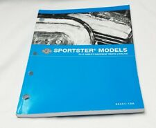Harley Davidson Parts Catalog Teilehandbuch Sportster 2012
