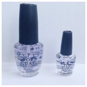 OPI Top Coat 15ml or 3.75ml ***PICK YOUR SIZE***