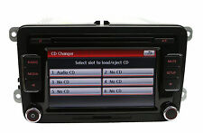 Volkswagen RCD510RVC 6 Disc CD Player RCD510 Radio Golf Passat Tiguan Polo Jetta