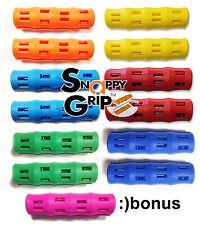 SNAPPY GRIP RAINBOW VARIETY PACK Ergonomic Replacement Bucket Handles 12 + BONUS