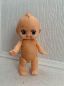 Vintage Kewpie Doll  Rubber 22cm