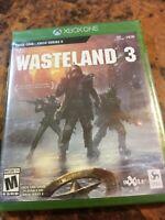 Wasteland 3 - Microsoft Xbox One Brand New Sealed