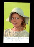 Sonja Ziemann Rüdel Autogrammkarte Original Signiert # BC 64672