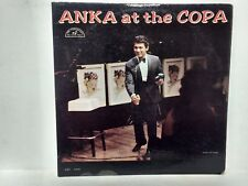 Paul Anka At The Copa  LP Record                               lp761