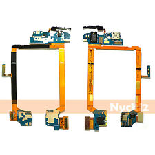 USB Charging Port Connector Flex Cable Mic Headphone Audio Jack for LG G2 D800