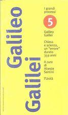 GALILEO GALILEI - I GRANDI PROCESSI