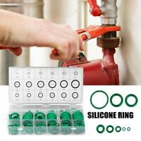 279 Rubber O Ring Oring Seal Plumbing Garage Set Kit 18 Sizes With Case 279pc