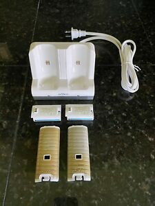 Nyko Wii-mote Charging Station (For Parts or Repair)