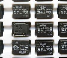 1pcs New SONG CHUAN Relay 834-1A-B-C-12VDC 10A 4-pin